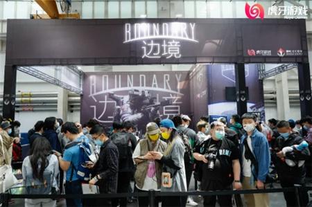 年度最期待国产FPS《边境》亮相北京核聚变,火力全开引爆现场