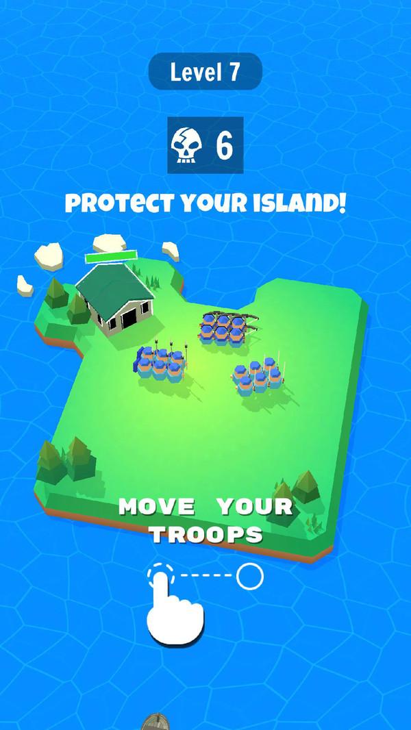 岛屿保卫战