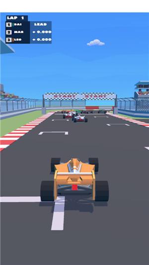 F1赛车手app开发设计公司