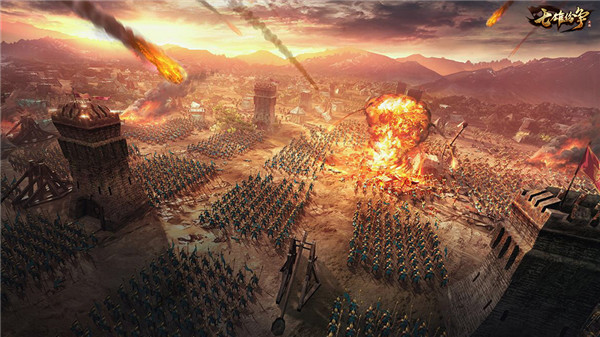 全面战争三国宣布停更,受伤玩家何去何从?七雄纷争今日全网首发