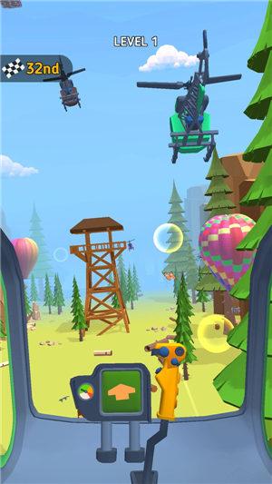 直升机冲鸭app的软件开发