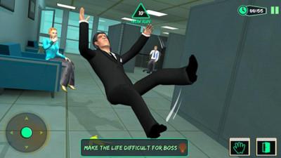 恶搞老板模拟器