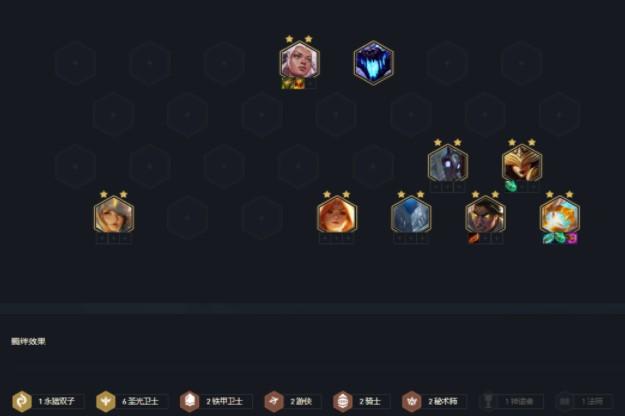 云顶之弈11.12版本上分阵容圣光眼侠玩法介绍