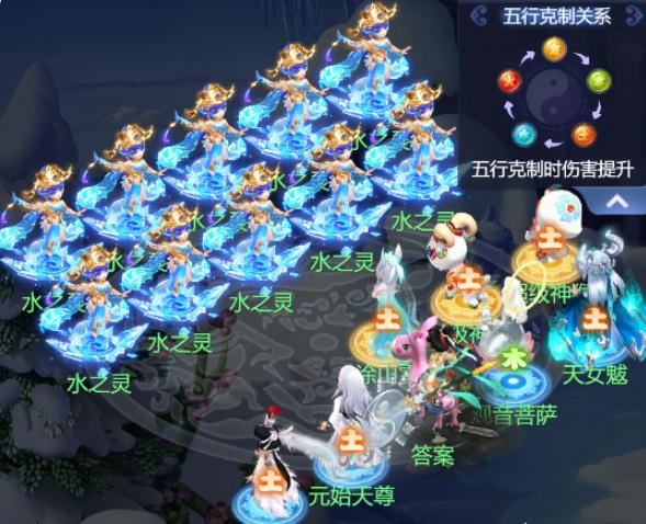 梦幻西游网页版袁天罡求贤之路全关卡攻略合集