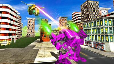 飞行机器人大战