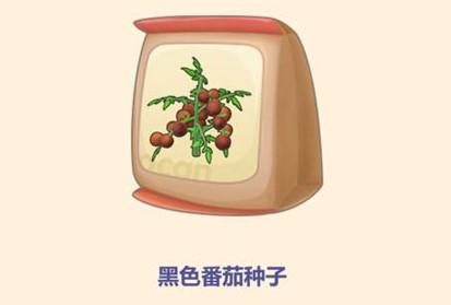 摩尔庄园手游黑色番茄种子获取方法及作用介绍