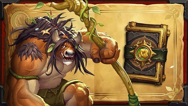 炉石传说佣兵之书古夫毒牙德鲁伊打法攻略
