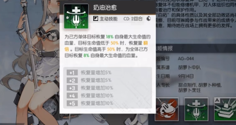 《机动战姬:聚变》可琳姆技能强度测评