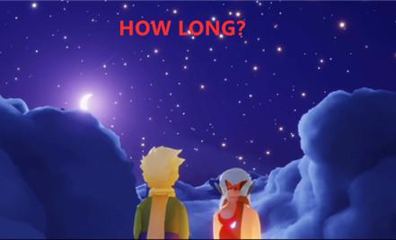 光遇小王子季持续多长时间