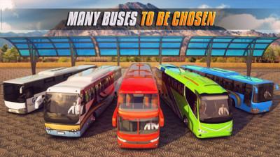 真实巴士驾驶模拟