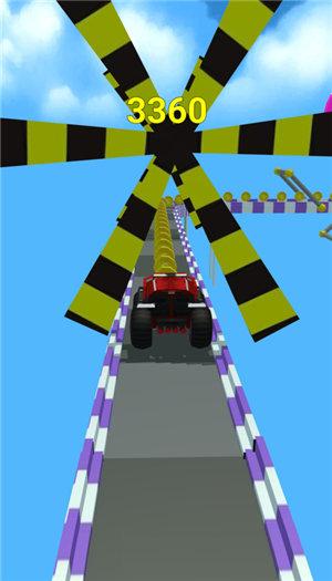 车祸撞车模拟