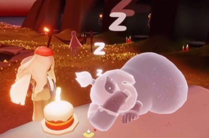 光遇周年庆蛋糕作用是什么