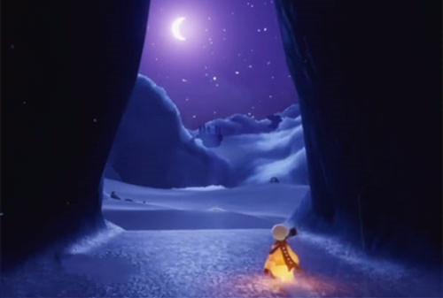 光遇星光沙漠在什么位置