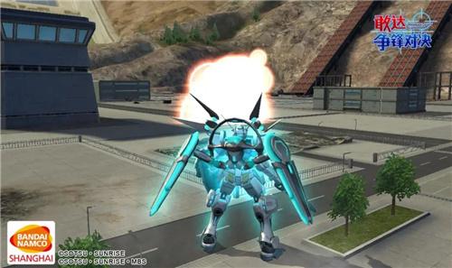 《敢达争锋对决》4.3版本更新 G-SELF完美背包即将上线