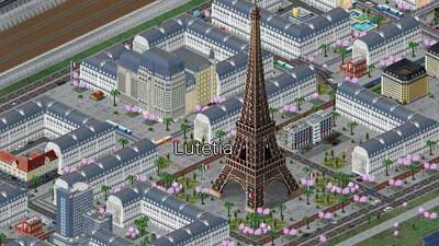 城市模拟西欧小镇安卓版