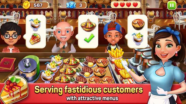 疯狂快餐店厨师app制作公司