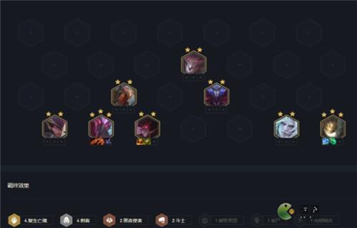 云顶之弈S5.5复生刺阵容最新玩法介绍