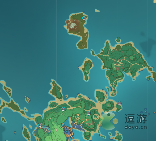 原神山田五的木槌成就妖狸位置分享