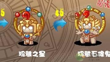 洛克王国玛雅石像鬼技能表分享
