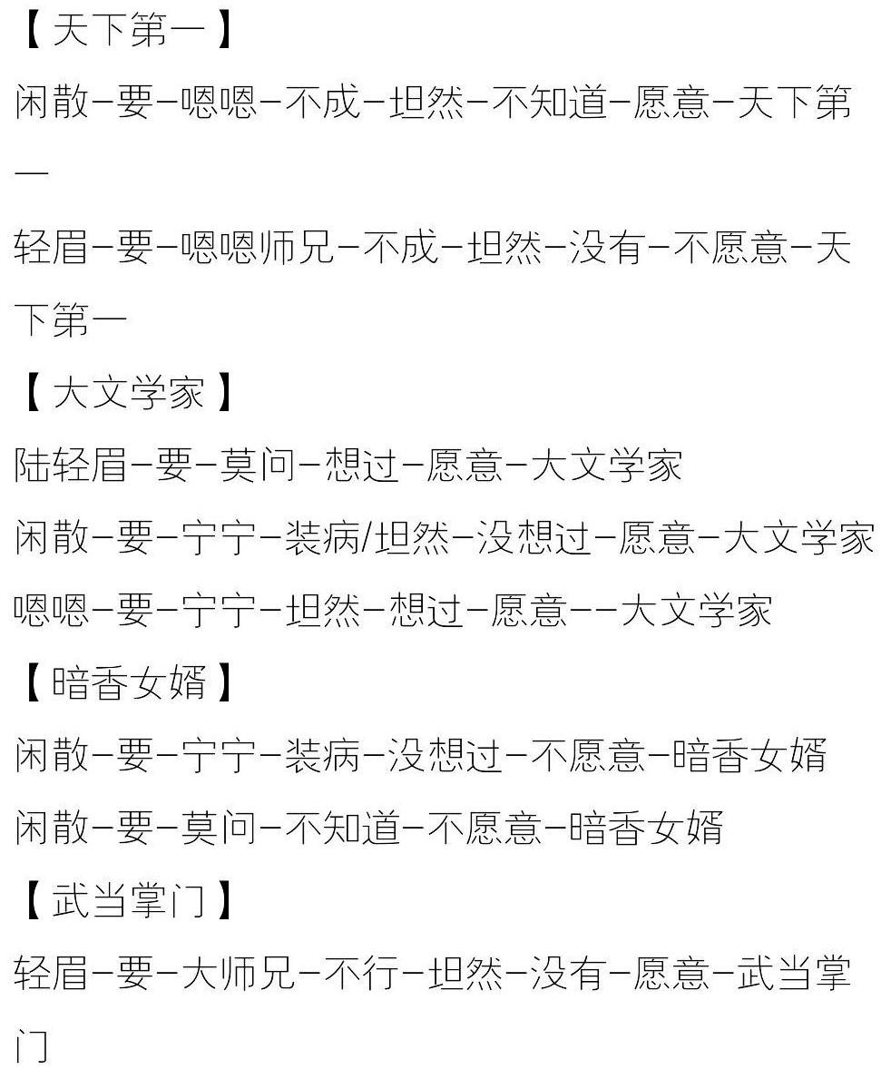 一梦江湖浮生星旅萧居棠星阵全结局剧情攻略