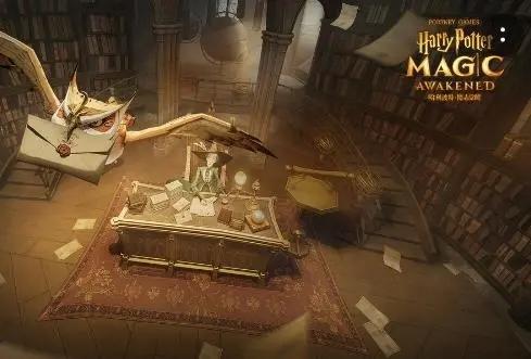 哈利波特魔法觉醒角驼兽之灾9星通关攻略