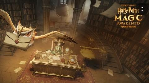 哈利波特魔法觉醒地图分享