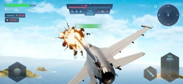 《天空战士空战个人app开发》