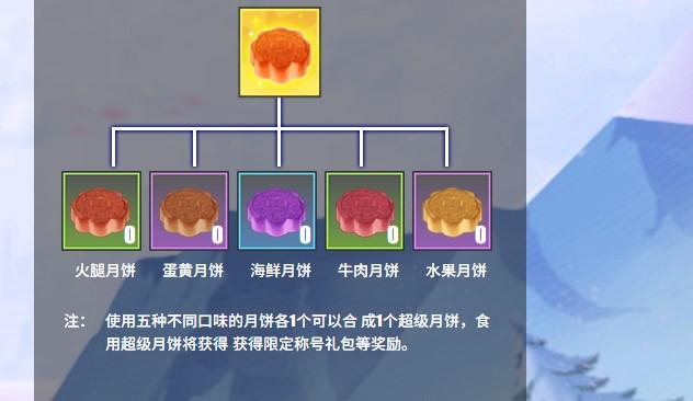 航海王热血航线超级月饼制作方法