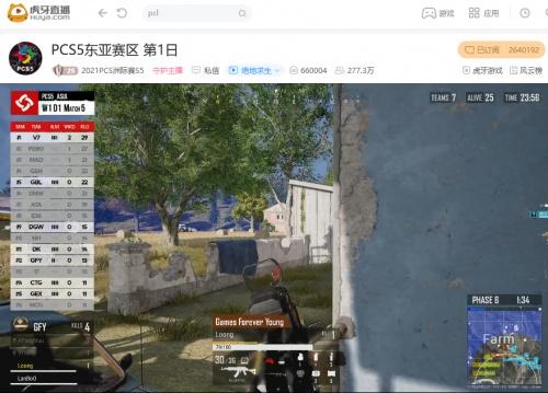 虎牙PCS5:揭幕战遭遇滑铁卢,PeRo捍卫PCL赛区荣耀守住前三