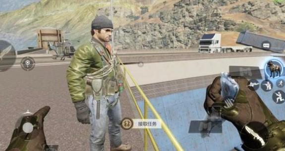 使命召唤手游边境反击任务完成攻略以及npc位置汇总介绍