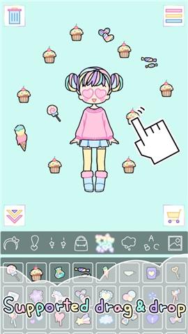 粉彩女孩2.5.5