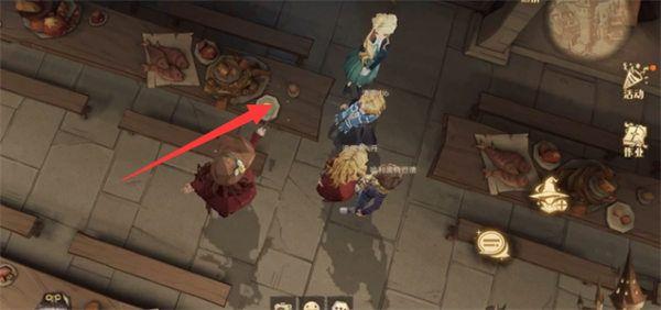 哈利波特魔法觉醒食物位居线索位置介绍