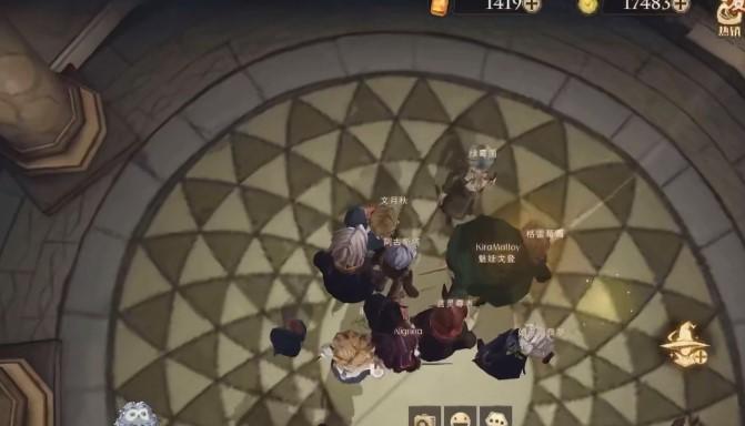 哈利波特魔法觉醒在学白楼房内拼图位置攻略