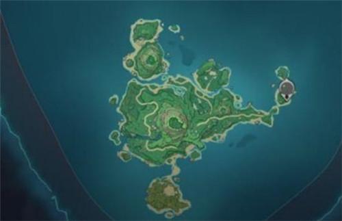 原神鹤观岛怎么去