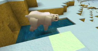 迷你世界雪熊怎么繁殖及驯服方法