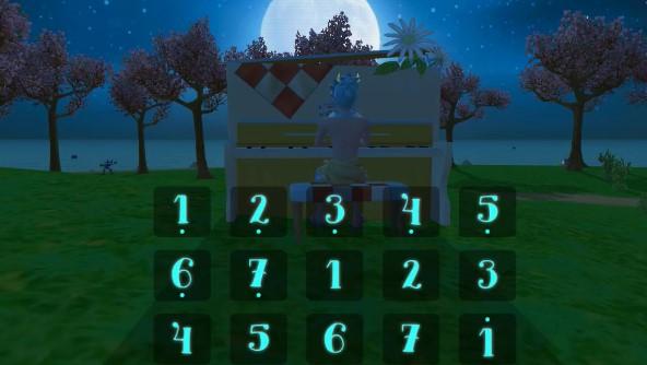创造与魔法钢琴乐谱起风了分享码