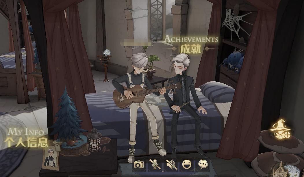 哈利波特魔法觉醒怎么弹吉他