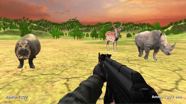 非洲丛林狩猎截图