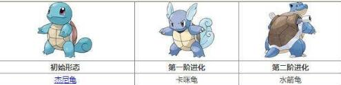 口袋冒险家手游精灵卡咪龟技能是什么