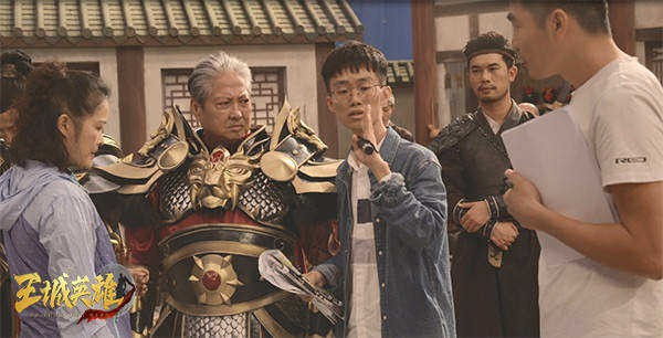 王城英雄洪金宝代言版截图