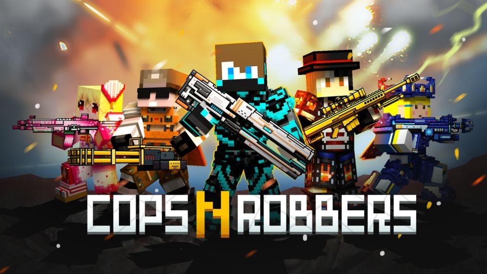像素射击 - Cops N Robbers截图