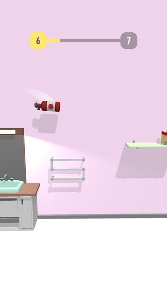 跳跳瓶3D截图