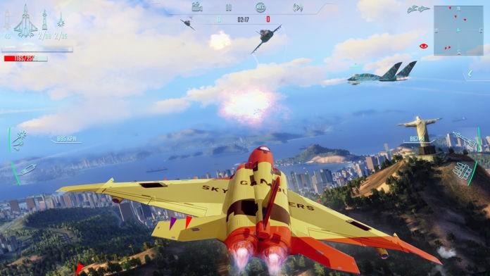 搏擊長空:無限戰機截圖