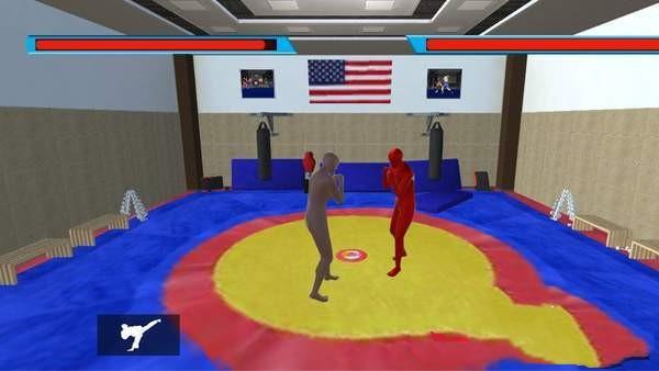 3D拳击搏击俱乐部截图