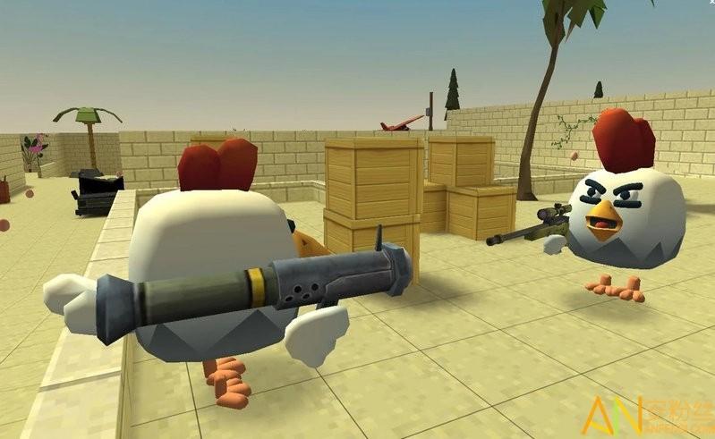 公鸡射手截图