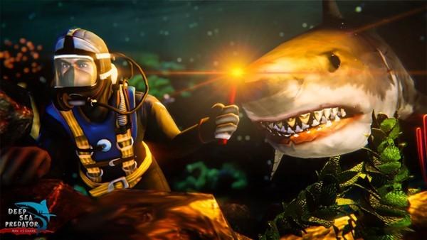 深海怪物截图