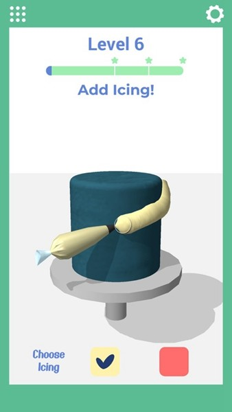 蛋糕奶油裱花截图