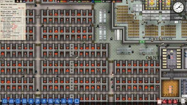 监狱建筑师截图