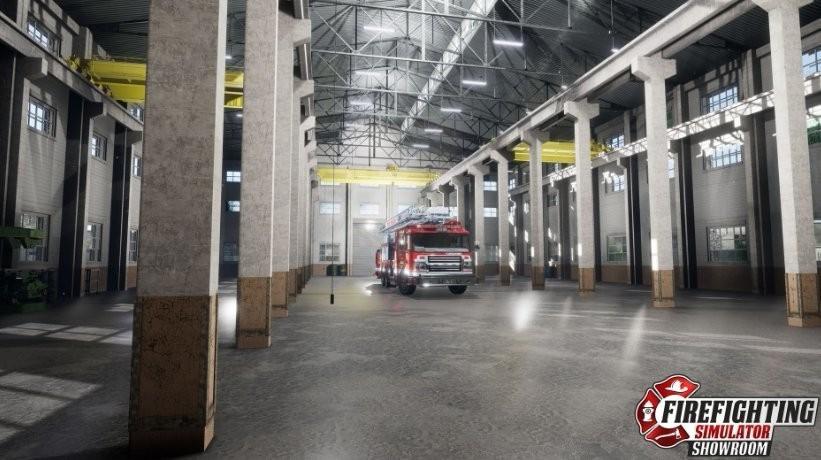消防警察模拟器截图