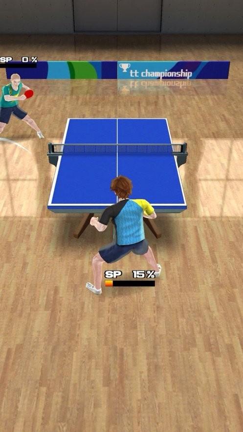 乒乓球巡回赛冠军截图